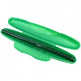 Strawesome Case for Glass Straw - Green