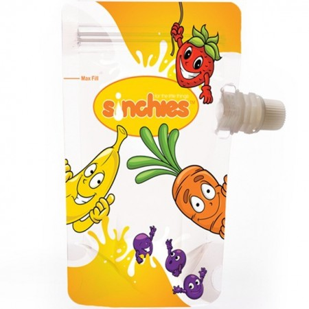 Sinchies 140ml (pack of 10) fun design