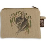 The Linen Press Australian Koala Purse