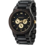 WeWood Watch - Kappa Black