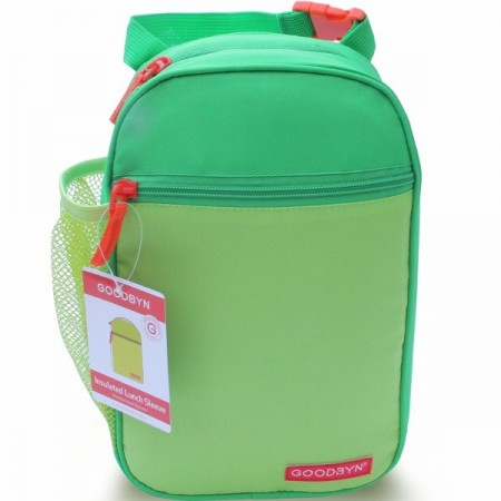 Goodbyn Insulated Sleeve Lunch Bag - Green