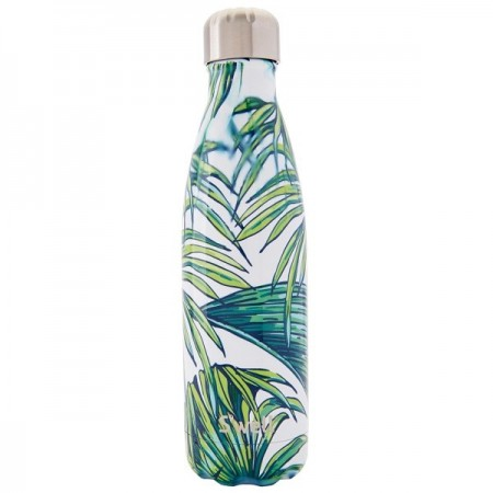 S'Well Insulated Stainless Steel Bottle 500ml - Waikiki