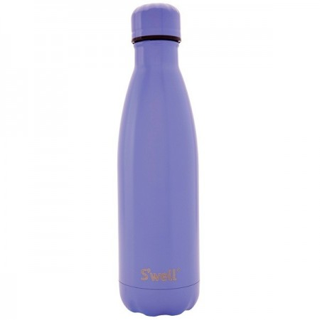 S'Well Insulated Stainless Steel Bottle 500ml - Monaco Blue