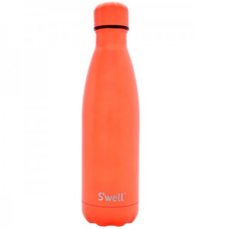 S'Well Insulated Stainless Steel Water Bottle 500ml - Birds of Paradise