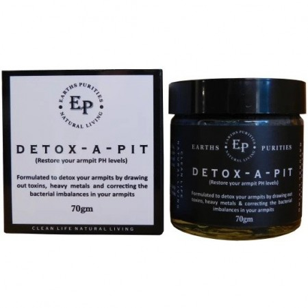 Earth Purities Detox-A-Pit