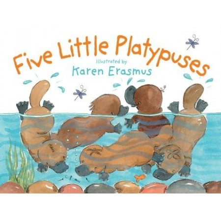 Five Little Platypuses