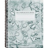 Decomposition Spiral Notebook - Deep Stretch