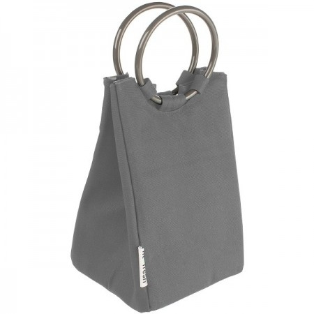 Fit & Fresh Insulated Lunch Bag - Charcoal
