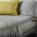 Classic Luxe Certified Organic King Sheet Set - Mist