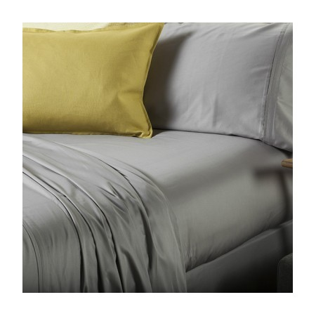 Classic Luxe Certified Organic Queen Sheet Set - Mist