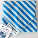 4MyEarth Sandwich Wrap Large - Denim Stripe (1)