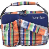 Planetbox Rover carry bag - Plaid NEW style