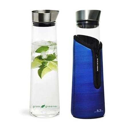 BBBYO 1L Carafe with Cover - Deep