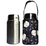 BBBYO 750ml Foodie + Cover - Orient