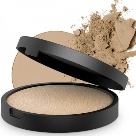 Inika Baked Mineral Foundation - Strength