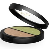 Inika Eye Shadow Duo - Khaki Desert