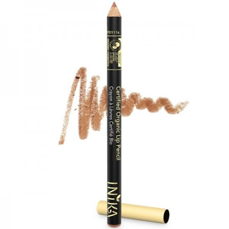 Inika Lip Pencil - Buff