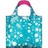 Loqi Reusable Shopping Bag - Seed Teal