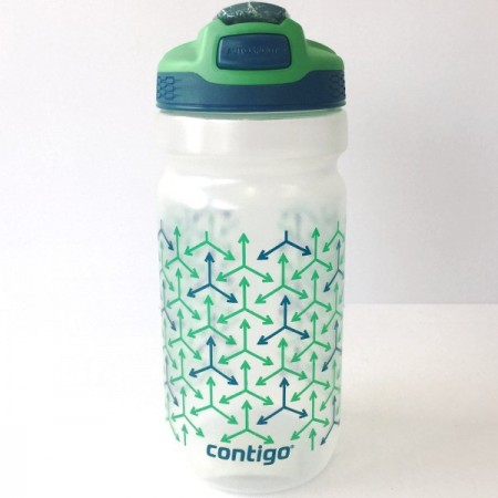 Contigo Kids 530ml Squeeze Plastic Water Bottle - Weathervane