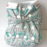 Bambooty Nappy Easy One-Size - Aztec