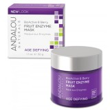 Andalou Naturals Age Defying Fruit Enzyme Mask for Dry Skin