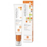Andalou Naturals Brightening All-in-One BB Beauty Balm for Normal Skin