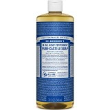 Dr. Bronner's Pure-Castile Liquid Soap 946ml - Peppermint