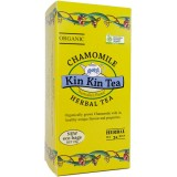 Kin Kin Organic Herbal Tea Bags Chamomile