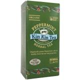 Kin Kin Organic Herbal Tea Bags - Peppermint