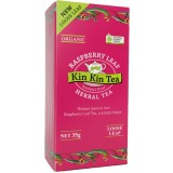 Kin Kin Organic Herbal Loose Leaf Tea - Raspberry Leaf