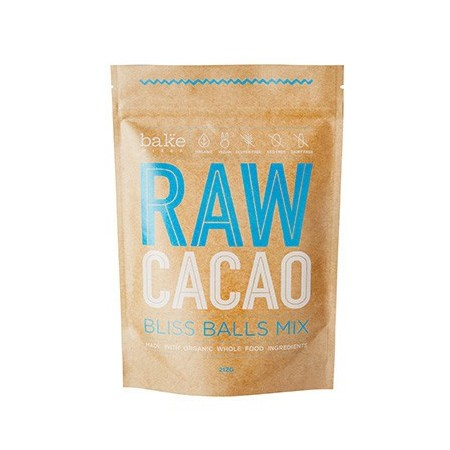 Bake Mixes Organic Bliss Balls Mix - Raw Cacao
