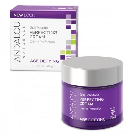Andalou Naturals Age Defying Goji Peptide Perfecting Cream