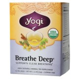 Yogi Tea Organic Herbal Tea Bags - Breathe Deep