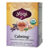 Yogi Tea Organic Herbal Tea Bags - Calming