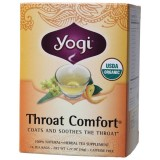 Yogi Tea Organic Herbal Tea Bags - Throat Comfort