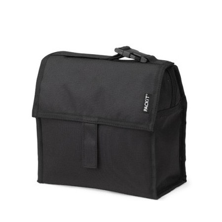 PackIt Freezable Mini Lunch Bag - Black