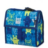 Packit Freezable Small Lunch Bag - Monster