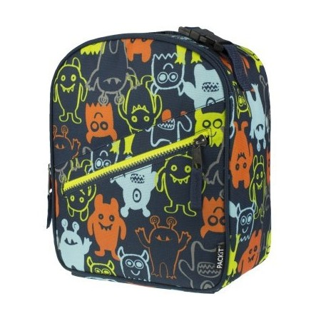 PackIt Freezable Upright Lunch Box - Monsters 2.0