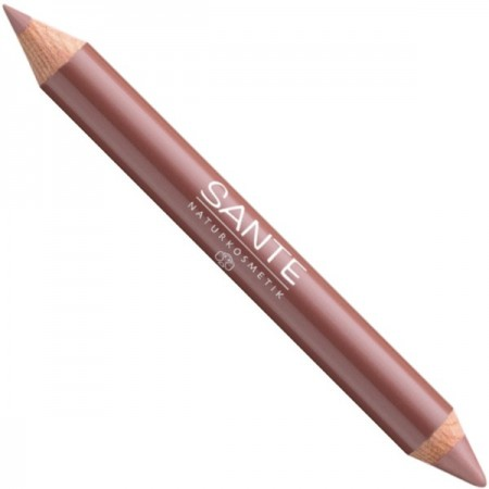 Sante duo contour & gloss - 01 nude look