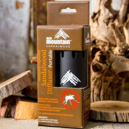 New Mountain sandalwood diffuser - portable