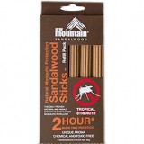 New Mountain sandalwood sticks refill - portable 2 hour