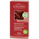 Logona herbal hair colour -   henna red