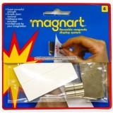 Magnart magnetic hanging system - pack of 4