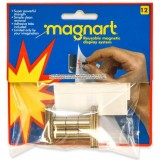 Magnart magnetic hanger - wall magnets pack of 12