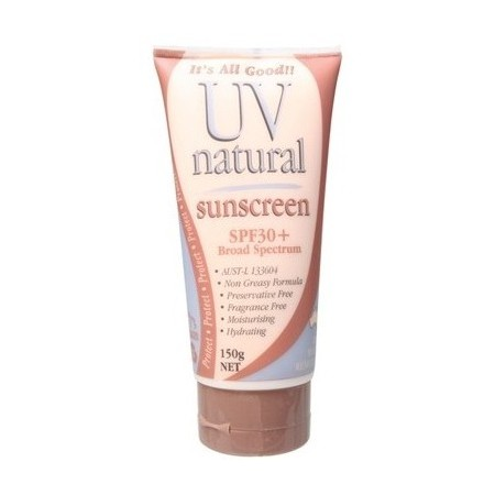 UV Natural SPF 30 sunscreen - 150g