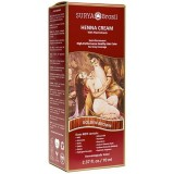 Buy Surya henna hair colouring cream - golden brown