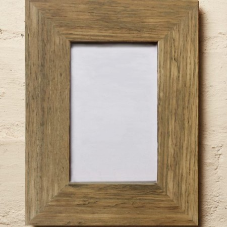 Recycled wood frame 7 x 5