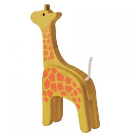 Everearth Bamboo Giraffe
