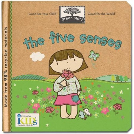 Green Start book - the five senses