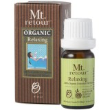 Mt Retour organic essential oil - Relaxing